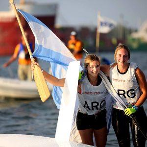 Victoria Travascio & Maria Sol Branz