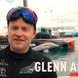 Glenn Ashby Flying Mask