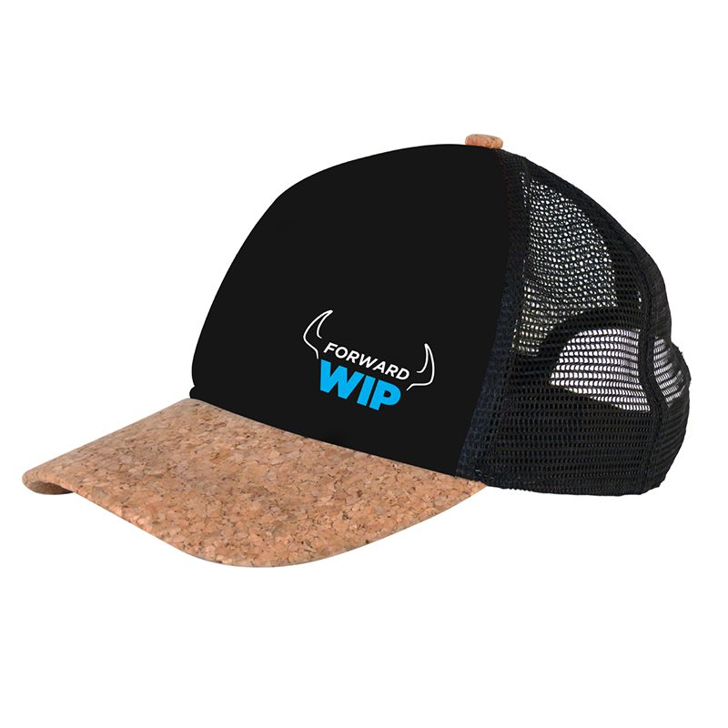 1. COOL CAP - BLACK