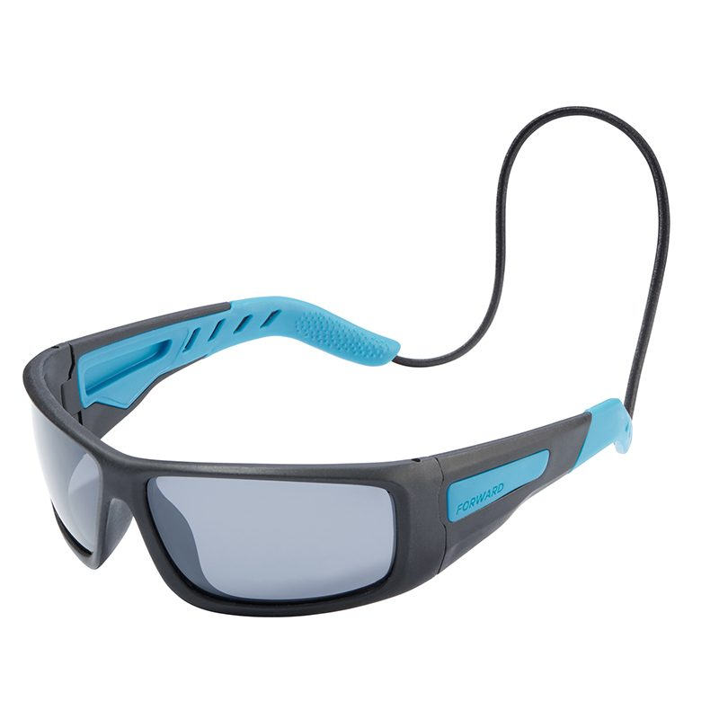 1. GUST EVO POLARIZED JUNIOR S - MAT BLACK