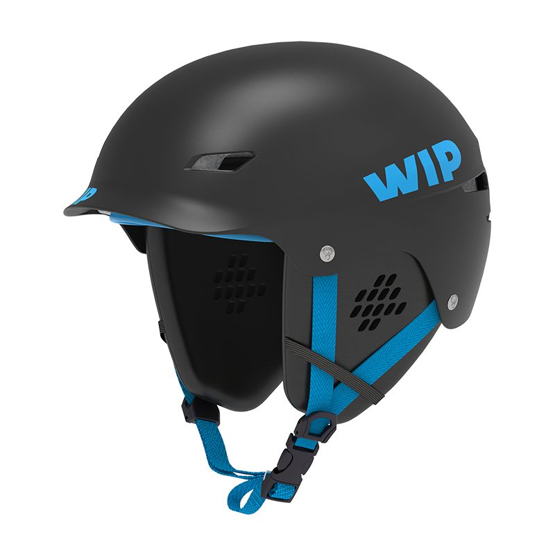 1. WIPPER 2.0 HELMET - MAT BLACK