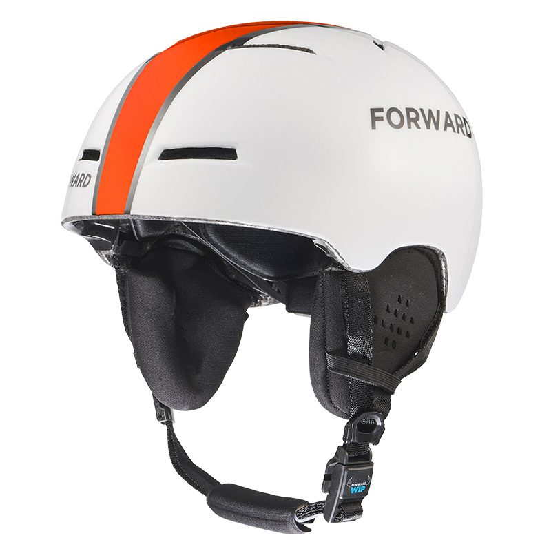2. X-OVER HELMET - SHINY WHITE