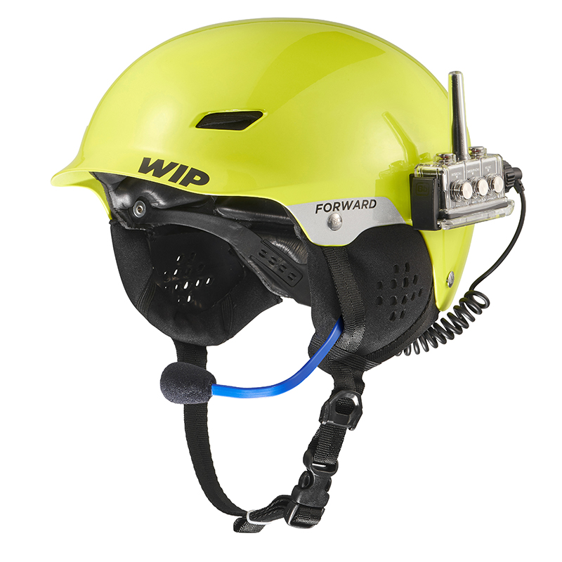 4. WIPPER HELMET - SHINY YELLOW - BBT