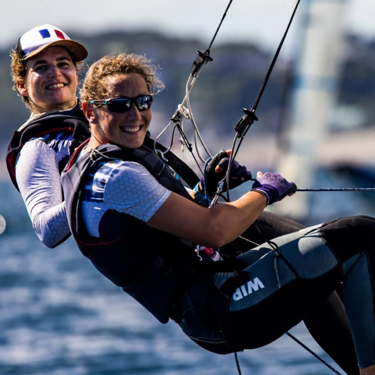 The Tokyo 2020 Olympic Sailing Competition will see 350 athletes from 65 nations race across the ten Olympic disciplines. Enoshima Yacht Harbour, the host venue of the Tokyo 1964 Olympic Sailing Competition, will once again welcome sailors from 25 July to 4 August 2021.   21 July, 2021 © Sailing Energy / World Sailing